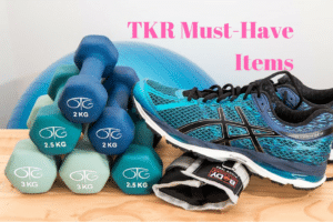 must have items after total knee replacement surgery