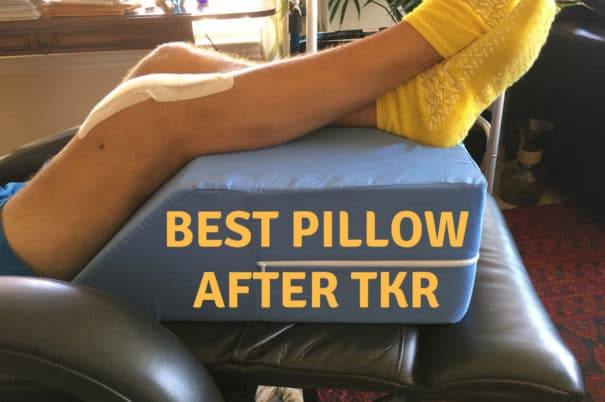 Best Knee Elevation Pillow