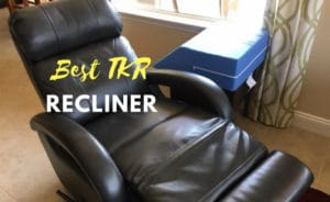 best recliner after knee replacement surgery