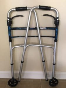 best walker after total knee replacement surgery