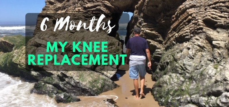 6 months after knee replacement - pain - progress