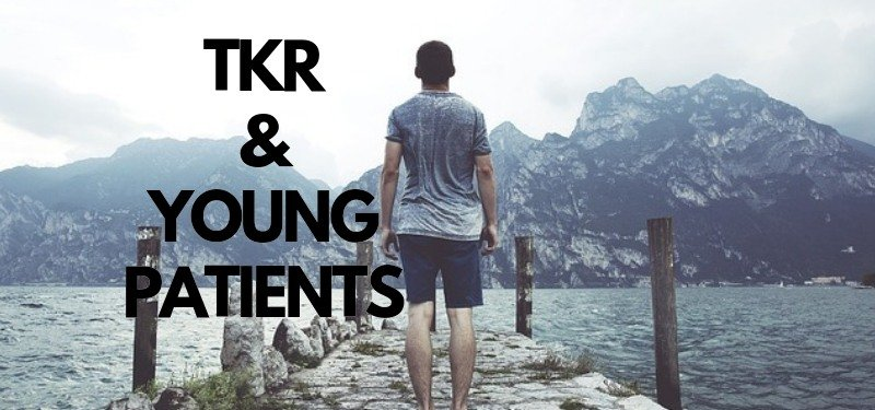 knee replacement and young patients