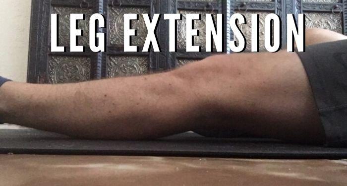 leg extension after knee surgery